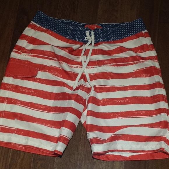 9b960862d6 Old Navy Swim | Patriotic Board Shorts | Poshmark
